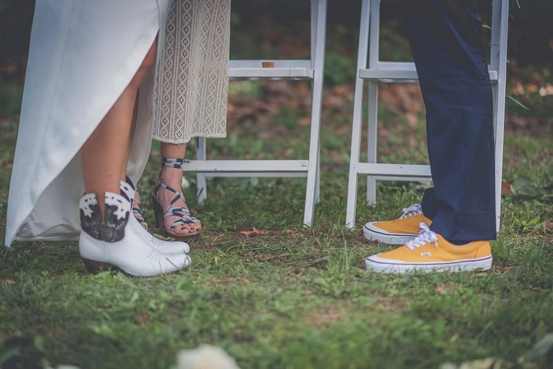 Una boda singular