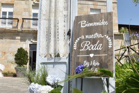 Topak dcorazón Eventos presta servicio en la subcategoría de Wedding planner en Vizcaya