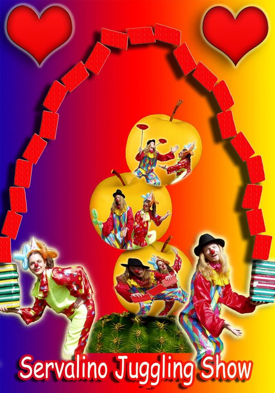 Servalino Circus Show