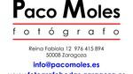 Empresa de Fotógrafos de bodas en Zaragoza Paco Moles Fotógrafo