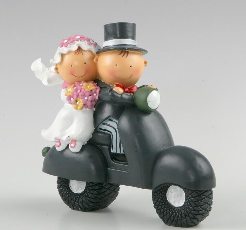figuras pastel bodas