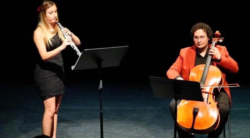 Violonchello y Oboe
