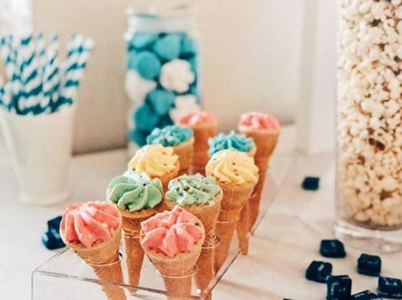 Candy bar chuches