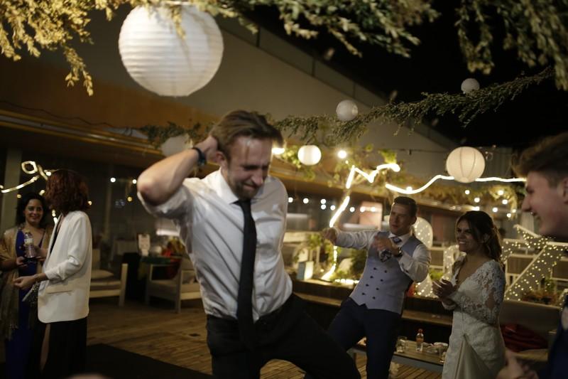 La fiesta es parte crucial en tu boda