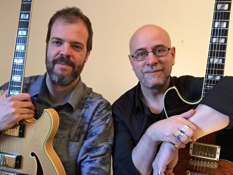 Guinea y Navarro Jazz Dúo