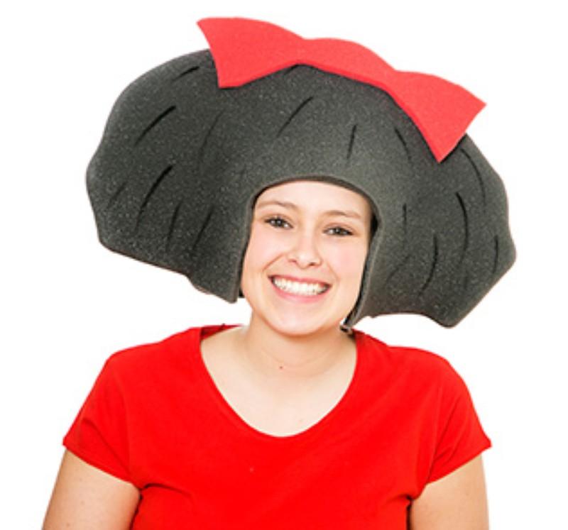 Peluca Mafalda
