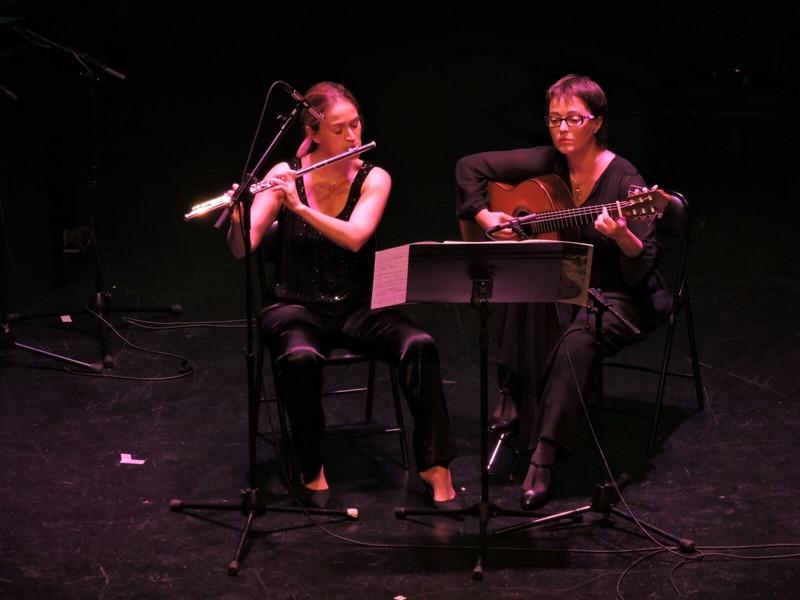 Guitarra y flauta, Cáritas Vila-real