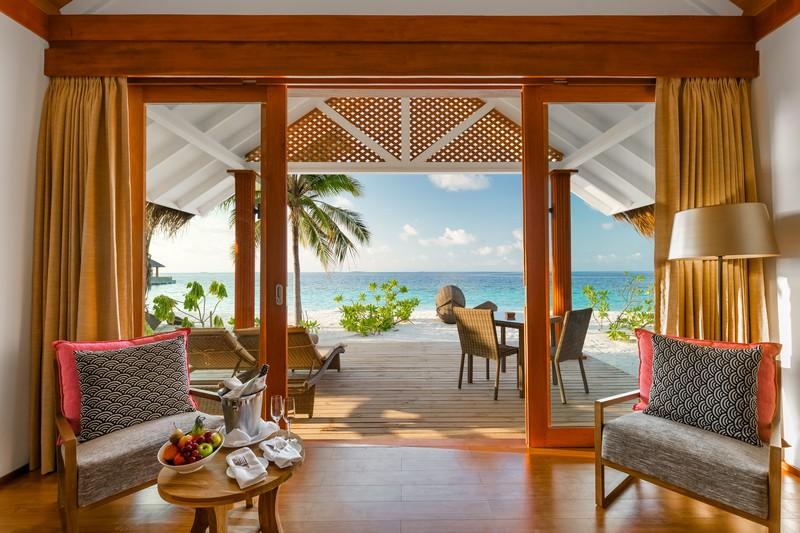 Kudafushi - Beach Villa