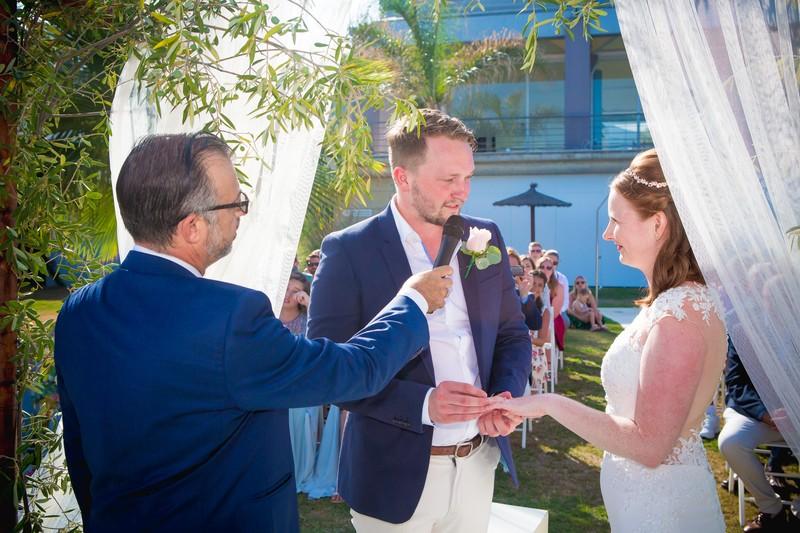 Wedding minister Marbella ( Malaga )