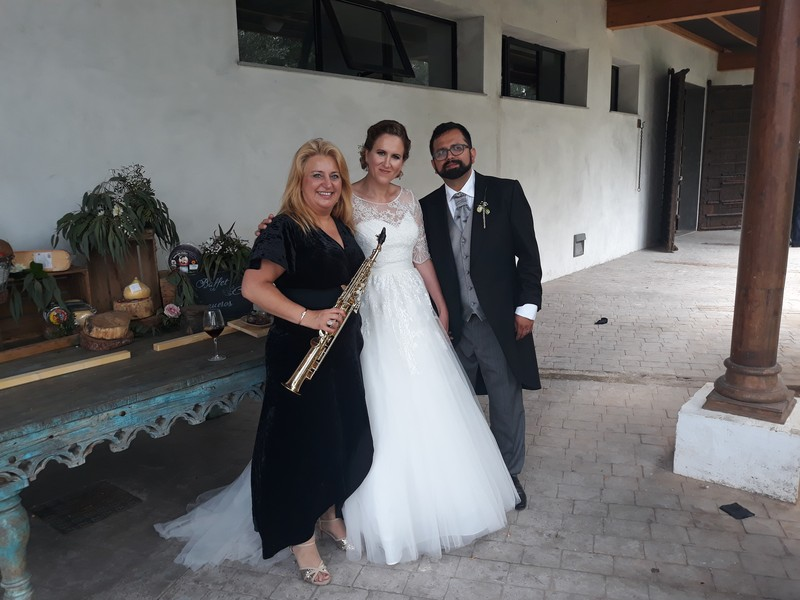 Bodas. Saxo Soprano en Ceremonias y Cocktail