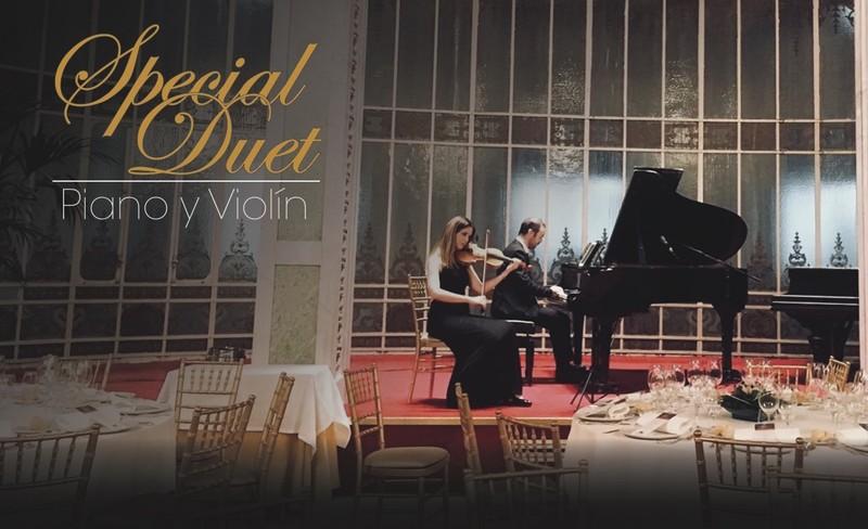 Special Duet Piano y Violin