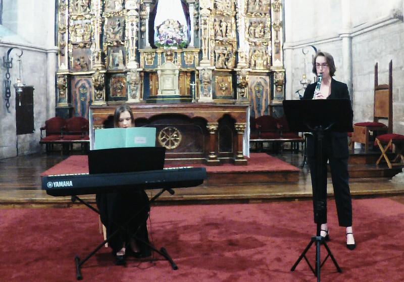 Dúo piano y clarinete