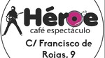 Heroe Café espectáculo