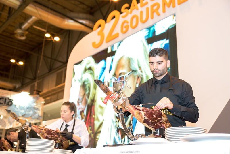 XXV Concurso de cortadores Salón de Gourmets 2018