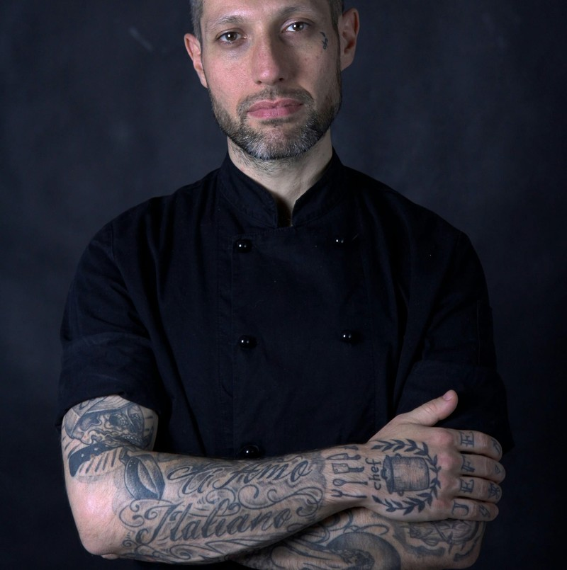 Chef Mirko Italiano