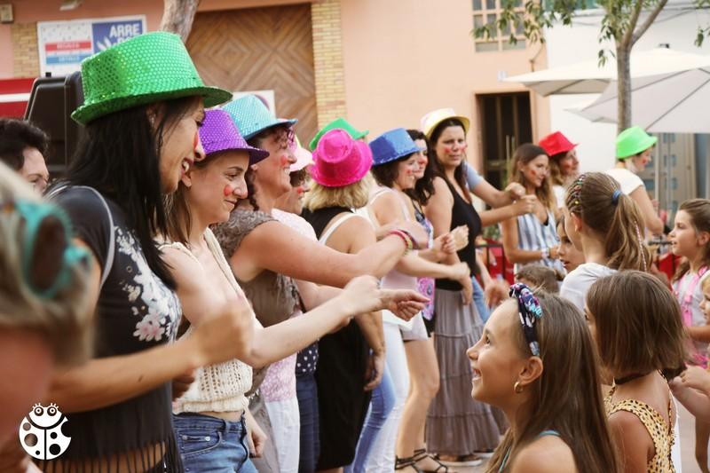 Fiestas participativas