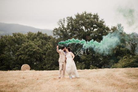 Gaizka Medina presta servicio en la subcategoría de Fotógrafos de bodas en Vizcaya