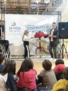 Mago Raúl Quintana presta servicio en la subcategoría de Magos en Valencia