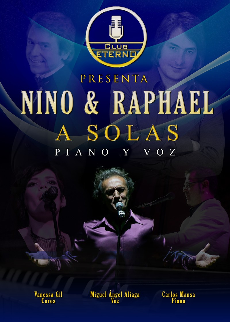 Nino&Raphael a Solas