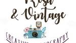 Rosa & Vintage Fotografía