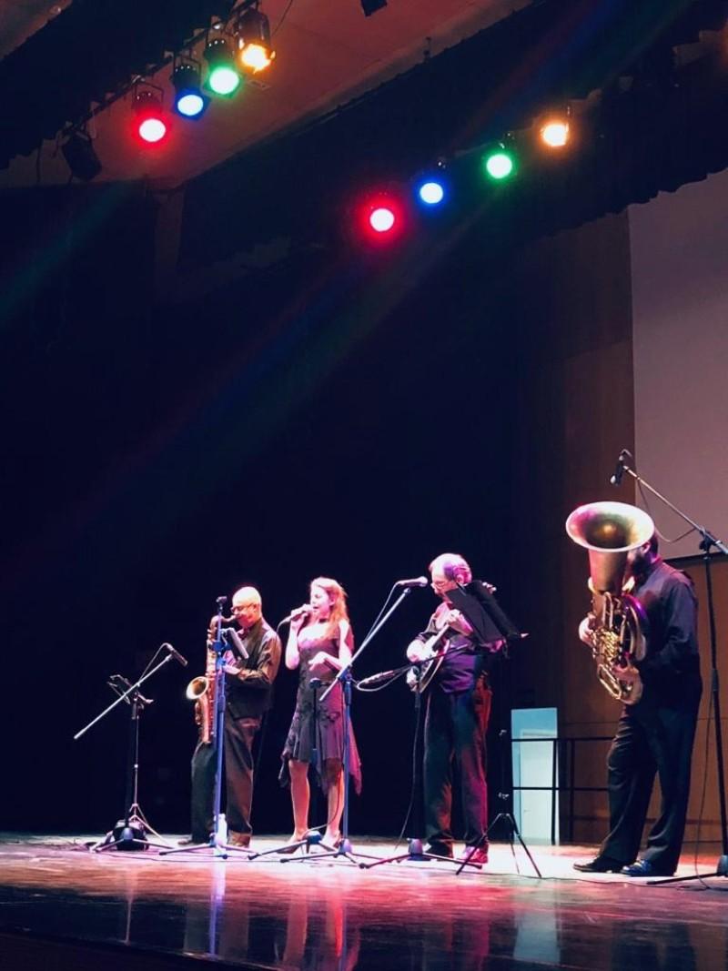 Concierto en Centro Cultural Paco de Lucía