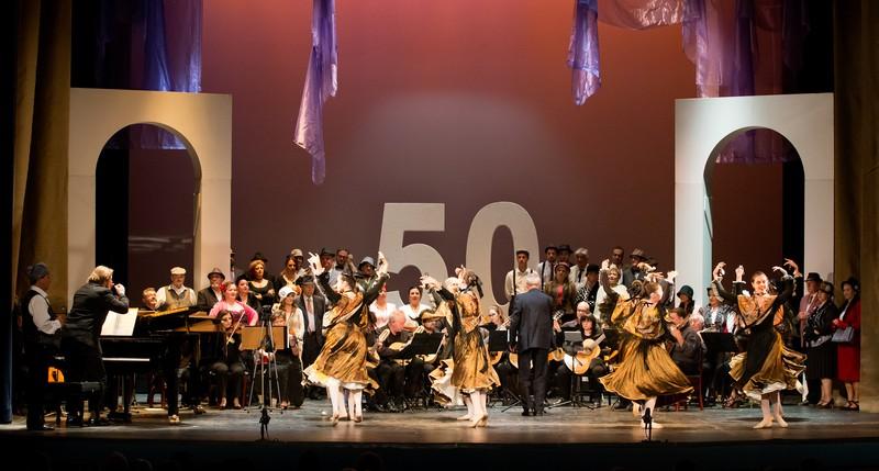 Gran Gala Lírica 50º Aniversario (3 de mayo 2019)