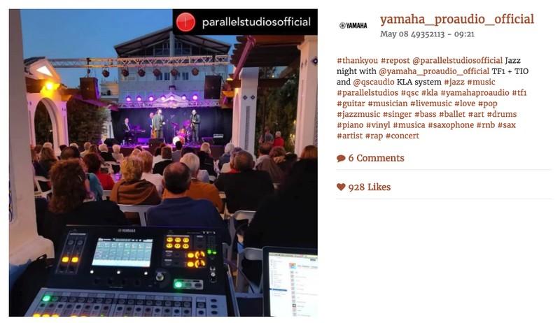 Hablan de nosotros: Yamaha Audio Pro