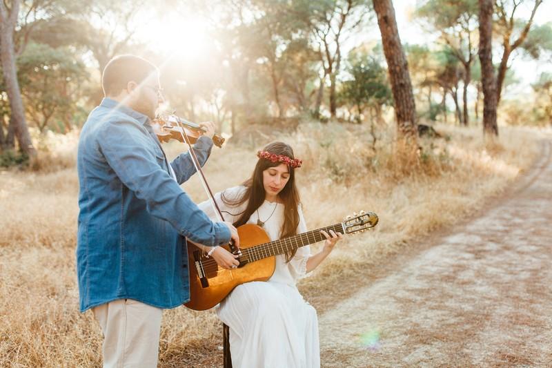 Músicos bodas madrid