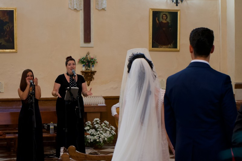 Ceremonia Rociera