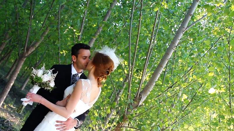 Frame de video de boda 3