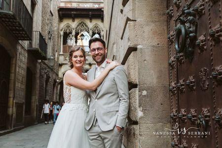 Vanessa Serrani Wedding Planner presta servicio en la subcategoría de Wedding planner en Barcelona