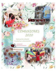 Marietes Animación presta servicio en la subcategoría de Animadores infantiles en Valencia