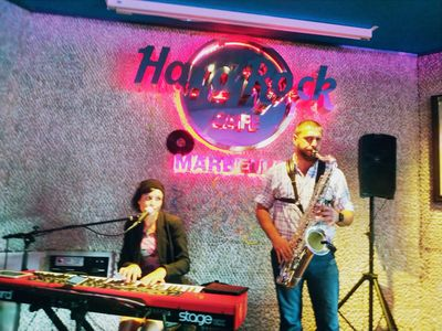 Jerry Sax Live presta servicio en la subcategoría de Grupos de Jazz en Málaga