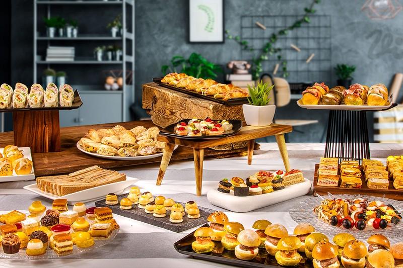 Producto catálogo de catering sin camarero