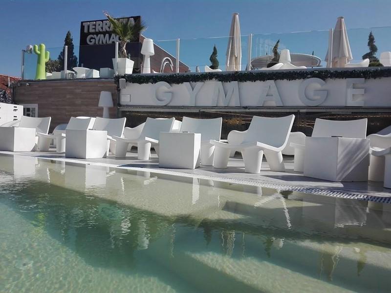 Nueva instalación de audio en terraza