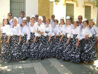 Coro Rociero Arriate presta servicio en la subcategoría de Flamenco y Coros Rocieros en Sevilla