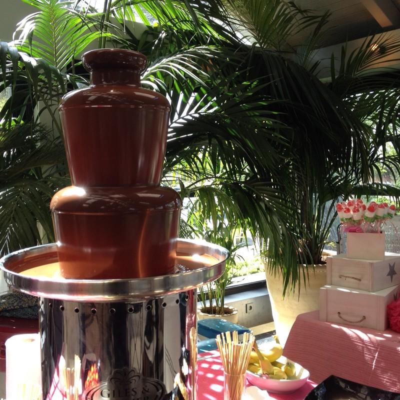 La Fuente de Chocolate