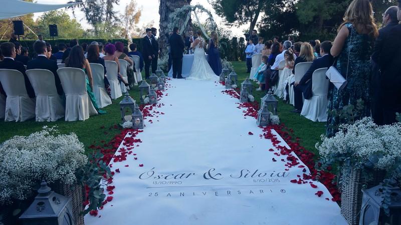 Renovacion de votos matrimoniales bodas de oro y bodas de plata