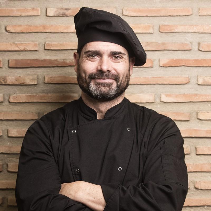 Nuestro chef, Sergio Alarcó