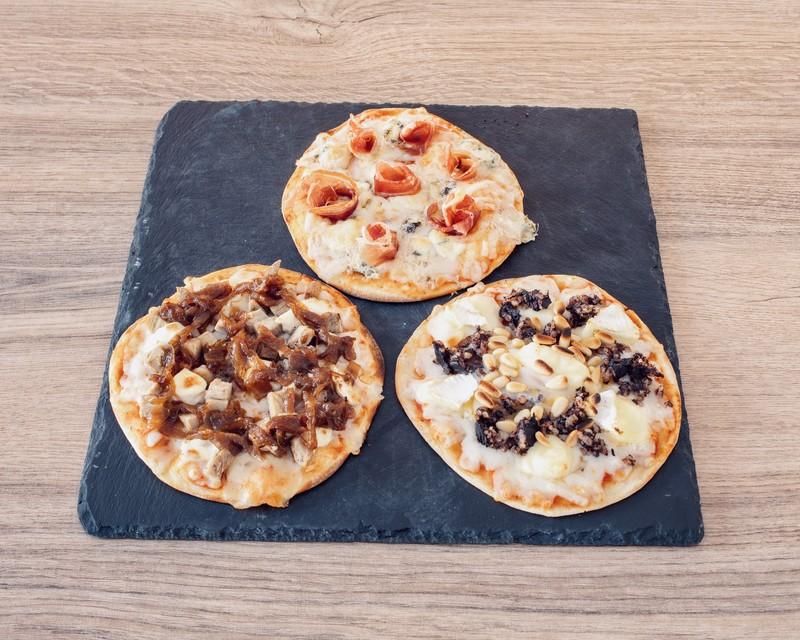 Pizzas 15cm