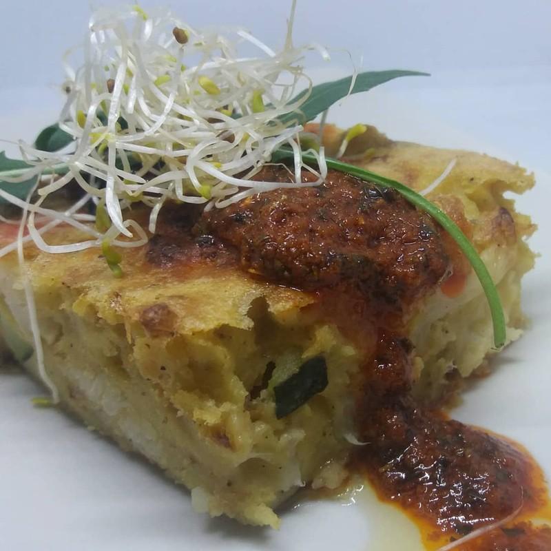 Catering sin alérgenos.  Vegano, celíacos, sin lactosa, sin frutos secos