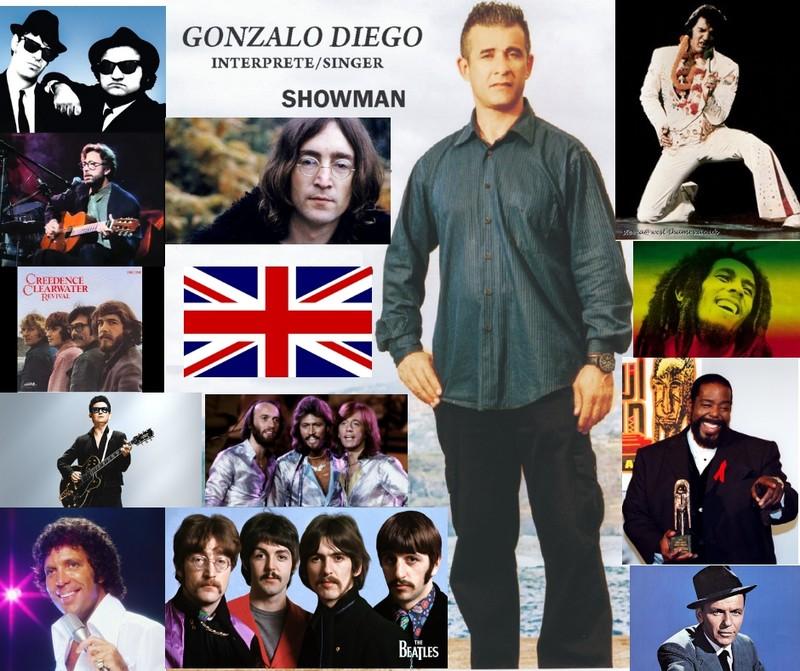 Showman Gonzalo Diego