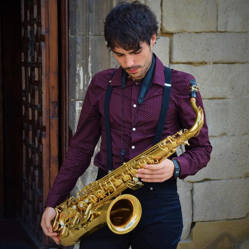 SAX ON ARA - Saxofonista profesional