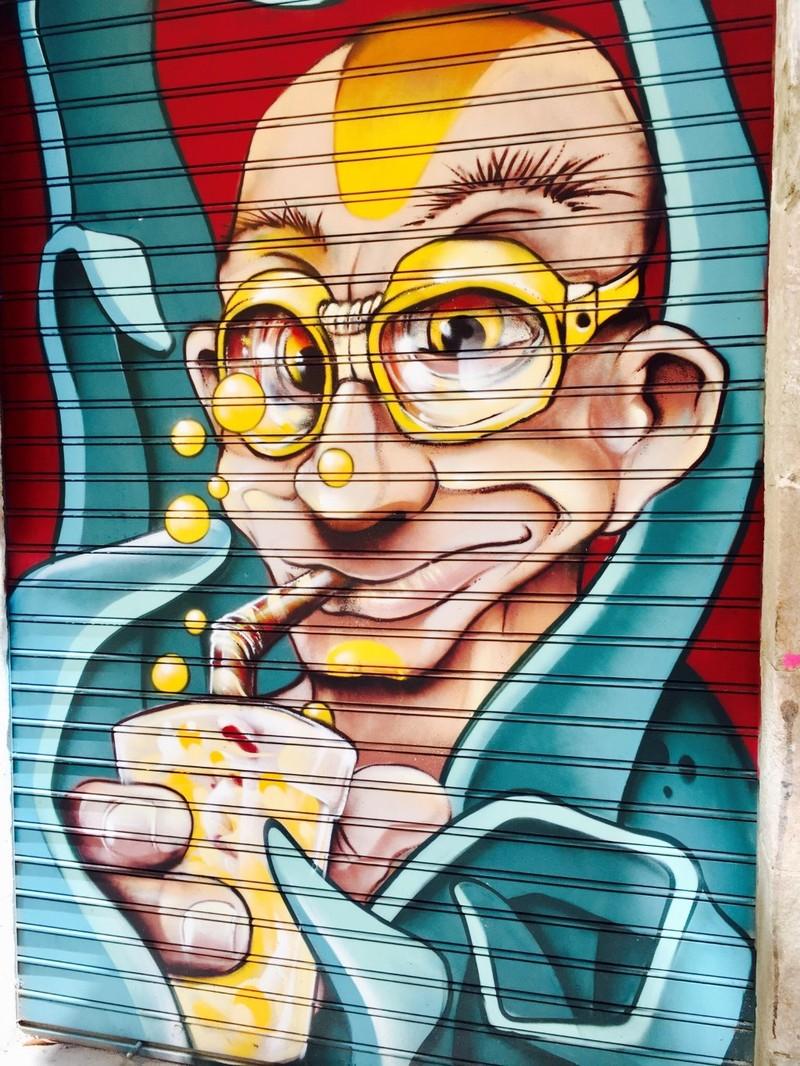 mural by werens