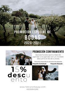 Fabian Albayay presta servicio en la subcategoría de Fotógrafos de bodas en Vizcaya