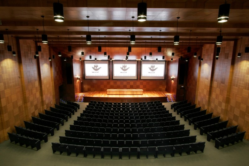 Auditorio 1A Centro Eventos Feria Valencia