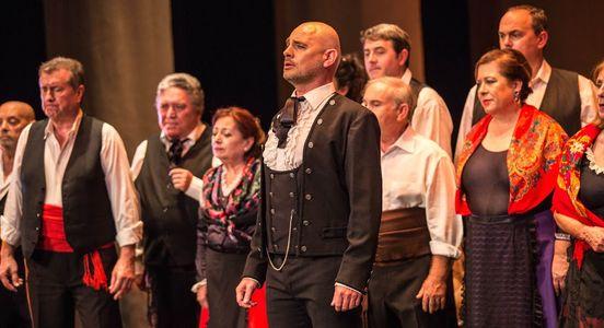 Compañía Lírica Alicantina presta servicio en la subcategoría de Música clásica, Ópera y Coros en Alicante