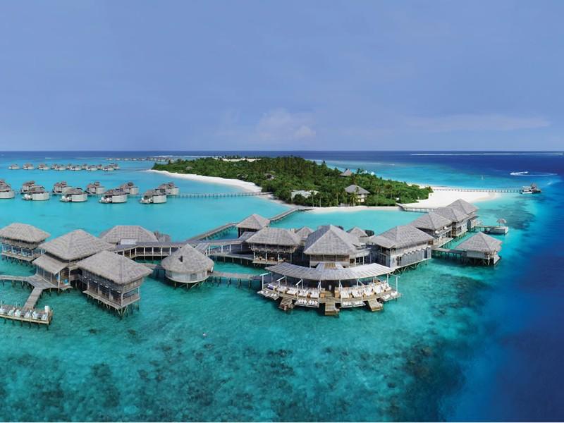 Maldivas - Six Senses