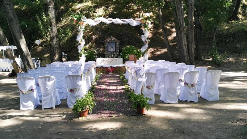 Sonorizacion de ceremonias civiles