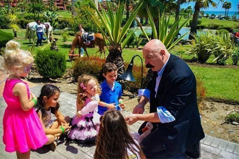 Magia Para Niños en Marbella